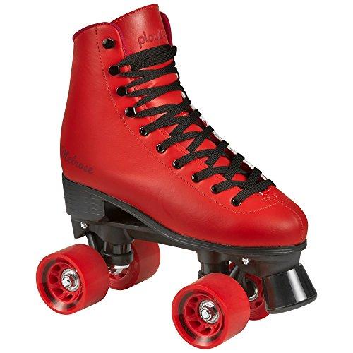 chaya Damen Melrose red, 37 Rollschuh, rot, (Und Wheels Skate Roller Trucks)