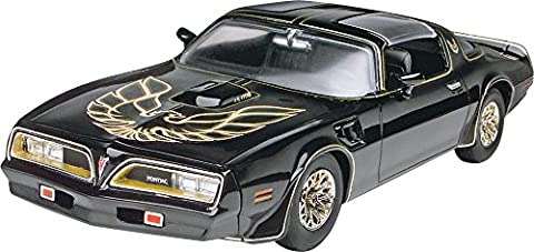 Revell Plastic Plastic Model Kit '77 Smokey and the Bandit Firebird 1/25