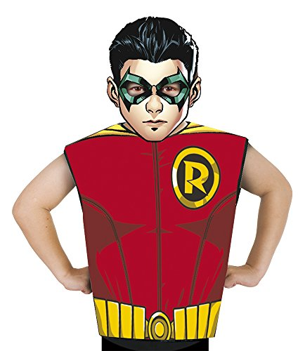 Batman – Robin Partytime, Set per bambini (Rubie' s Spain 33691)