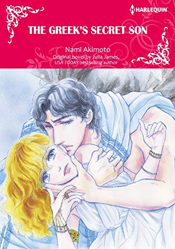 The Greek's Secret Son: Harlequin comics (English Edition)