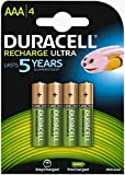 Duracell Battery,Stay Charged Nimh Aaa 850MAH 4PK 5000394203822