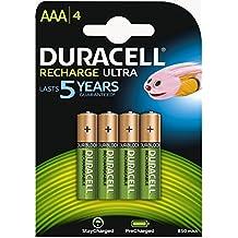 Duracell AAA da 850 mAh, per rimanere sempre carichi Batteria