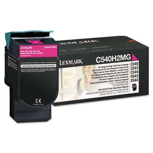 Lexmark C544, X544 Magenta Extra High Yield Return Programme Toner lowest price