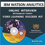 IBM WATSON ANALYTICS Online Interview video learning SUCCESS KIT