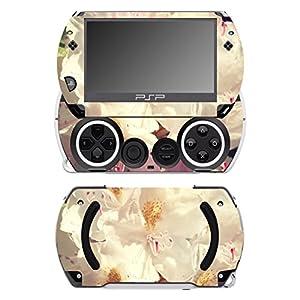 Disagu SF-14232_1059 Design Folie für Sony PSP Go – Motiv Rhododendron 02″ transparent