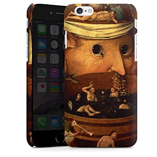 Apple iPhone X Silikon Hülle Case Schutzhülle Tondals Vision Kunst Art Premium Case matt