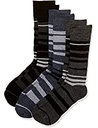 Calzini Men's Calf Socks (Pack of 3)