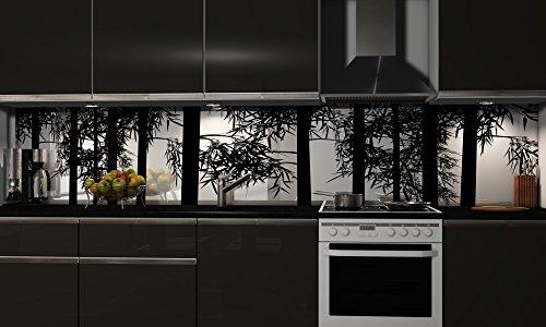 Küchenrückwand-Folie Klebefolie Spritzschutz Küche Fliesenspiegel