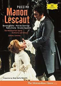 Puccini: Manon Lescaut: Metropolitan Opera (Levine) [DVD] [2006]