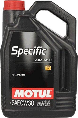 olio-lubrificante-specifico-specific-b71-2312-0w30-5l