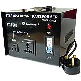 Goldsource ST-1500 1500 Watt Step Down/Up Voltage Converter