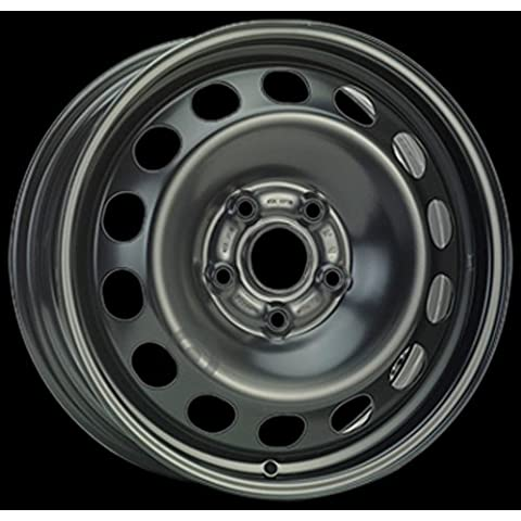 CERCHI IN FERRO ALCAR AC9702 VOLKSWAGEN Caddy/Caddy Maxi/Caddy Life (MY 07/08) 6X16 5X112 57 ET50 Colore: Black / Nero