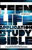 Teen Life Application Study Bible-NLT-Compact