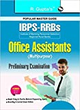 IBPS-RRBs: Office Assistant (Multipurpose) Preliminary Exam Guide