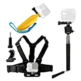 ICONNTECHS IT Sports Action Camera Accessory Bundle Kits For ICONNTECHS IT Action Camera / Gopro Cameras