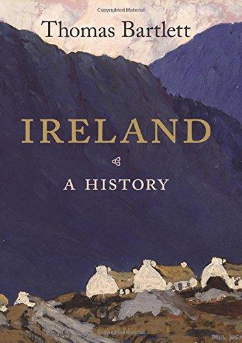 Ireland: A History por Thomas Bartlett