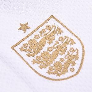Xiao Yun Super Warm Pet Chien De Football Vêtements Chiot Football T-Shirt Chien Pull pour l'Angleterre Extérieur Sport Jersey ( Color : Blanc , Size : S )