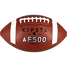 Kipsta AF500 Official Size American Football - Brown