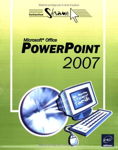 PowerPoint 2007 par Collectif