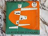 Le repetiteur d'anglais - 5ème - disques d'accompagnement
