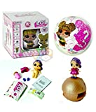 #2: LOL Surprise Action Doll with 8 Surprises Inside a Ball ( with Lights) Toys for Girls and Boys ( 1 pc Random Design)