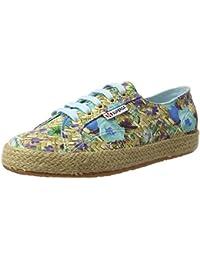 Superga Damen 2750 Fabricfanplropew Sneakers
