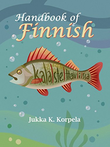 Handbook of Finnish (English Edition)