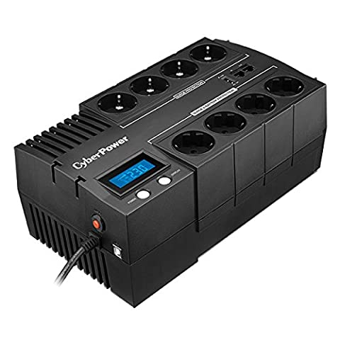 CyberPower BR700ELCD Chargeur Noir