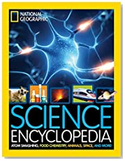 Science Encyclopedia: Atom Smashing, Food Chemistry, Animals, Space, and More! (Encyclopaedia )