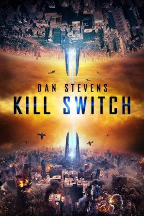 Kill Switch - Dan Stevens - U.S Movie Wall Poster Print - 43cm x 61cm / 17 Inches x 24 Inches A2