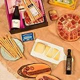 Cesta Regalo Gourmet - Lote Productos Gourmet EMP-32-8