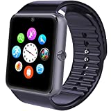 Smartwatch Android, Willful Smart Watch Telefono con SIM Card Slot Fotocamera OLED Orologio Fitness...