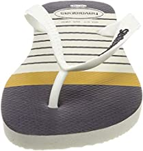 Havaianas Top Nautical, Infradito Uomo, Multicolore (White/White 0198), 45/46 EU