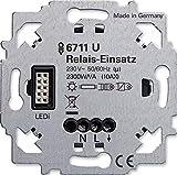 Busch-Jaeger Universal-Relais-Einsatz 6711 U UP ZigBee Light Link Elektronischer Schalter 4011395189214
