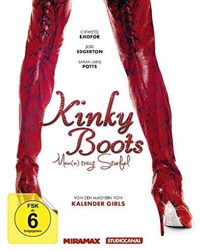 Kinky Boots – Man(n) trägt Stiefel [Blu-ray]