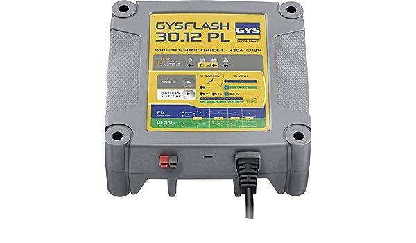 Batterie/überwachung GYS GYSFLASH 30.12 PL 029668 Automatikladeger/ät