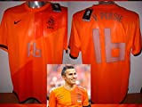 Holland Niederlande BNWT, Robin Van Persie-Trikot NIKE Fußball Manchester United, Erwachsene-XL