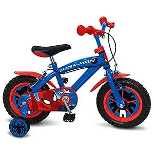 51etmTRs9WL. SS300 Stamp–Bicicletta–Spiderman, sm250018nba