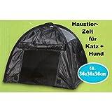 Pop-Up Hundehütte Hunde Katzen Zelt Tier Bett faltbar Outdoor Camping Strand