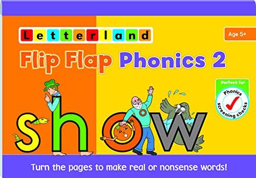 Flip Flap Phonics (Letterland)