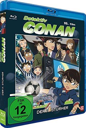 Detektiv Conan – 16. Film: Der 11. Stürmer [Blu-ray]