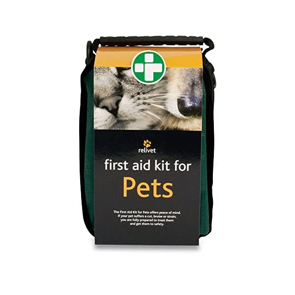 Reliance REL199 Relivet First Aid Kit for Pets 2