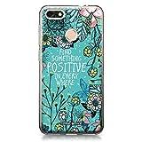 CASEiLike Huawei P9 Lite mini case, Blooming Flowers