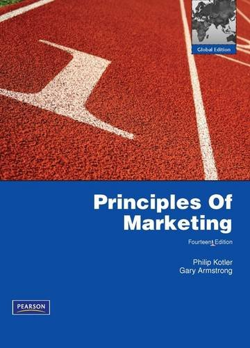 Principles of Marketing: Global Edition