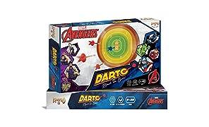 Marvel Avengers Darto - Magnetic Dart Cricket Game
