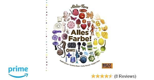 Alles Farbe!: Vierfarbiges Bilderbuch: Amazon.de: Atelier Flora: Bücher