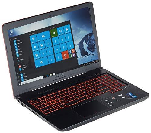 Asus TUF504GD-E4606T PC Portable Gaming 15' FHD (Intel Core i5, Disque Dur 1 To + 16 Go Optane, 8 Go de RAM, Nvidia GeForce GTX 1050 2G, Windows 10) Clavier AZERTY Français