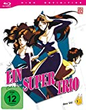 Ein Supertrio - Cat's Eye - Blu-ray-Box 1 (4 Blu-rays)