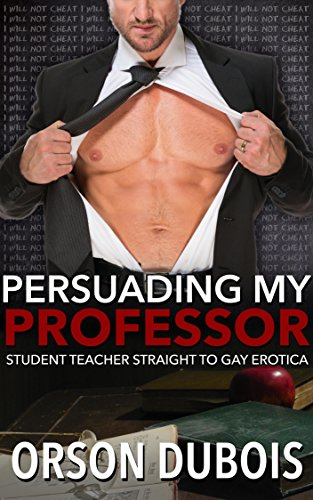 Gay professor and student