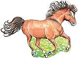 Folienballon Charming Horse Pferd